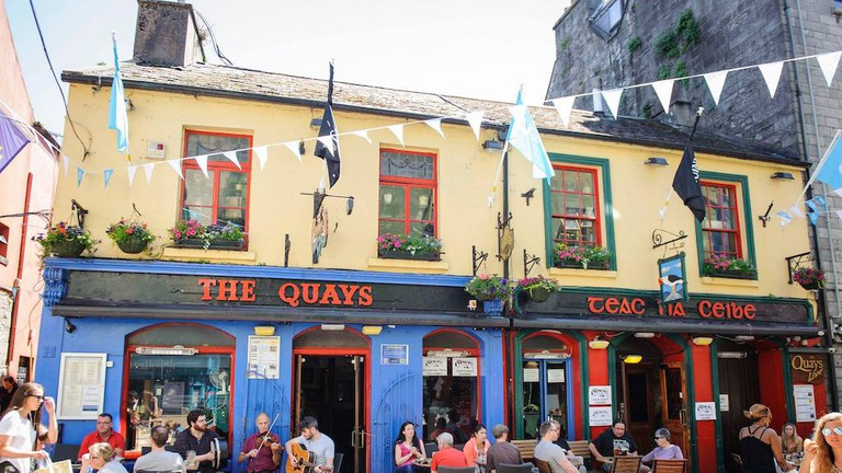 Courtesy of The Quays, Galway