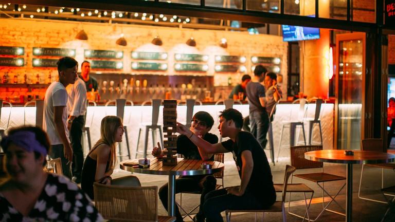 Beer Belly, Bangkok