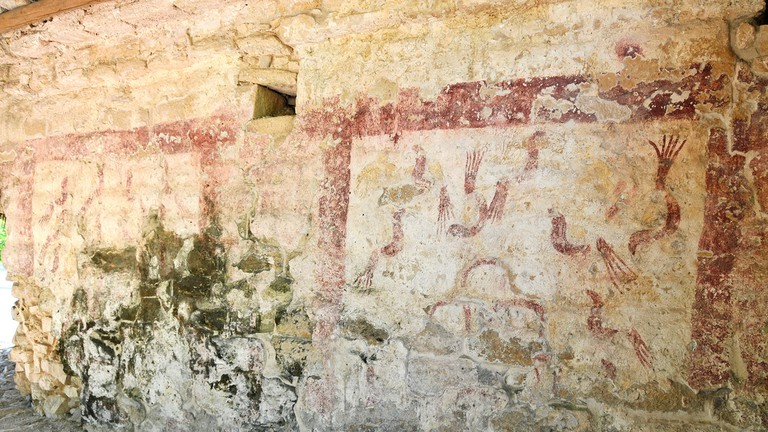 Xel-Ha Writing on the Wall |©Dennis Jarvis/Flickr