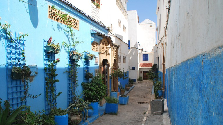 Rabat Kasbah © C_KI/Pixabay
