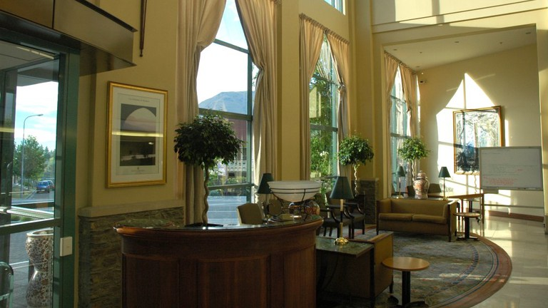 Millennium Hotel Reception, Queenstown