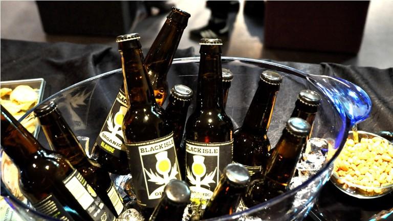 Black Isle Brewery Beer