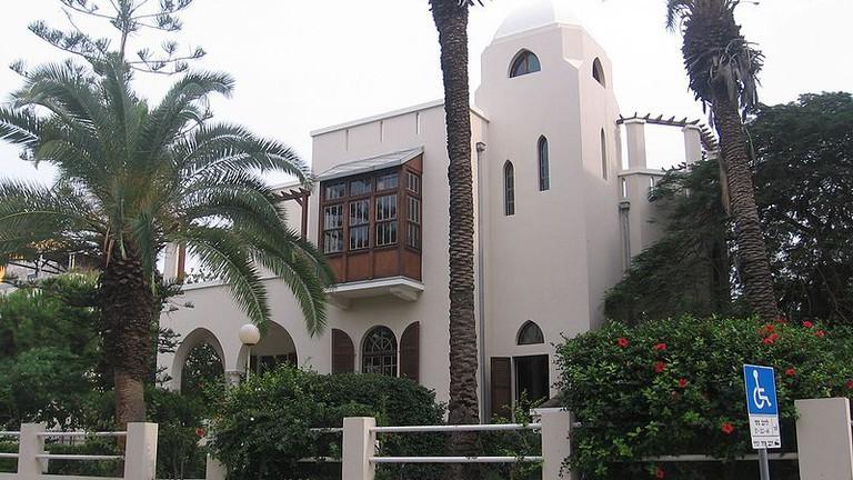 A Casa Bialik em Tel Aviv foi o lar do poeta nacional de Israel