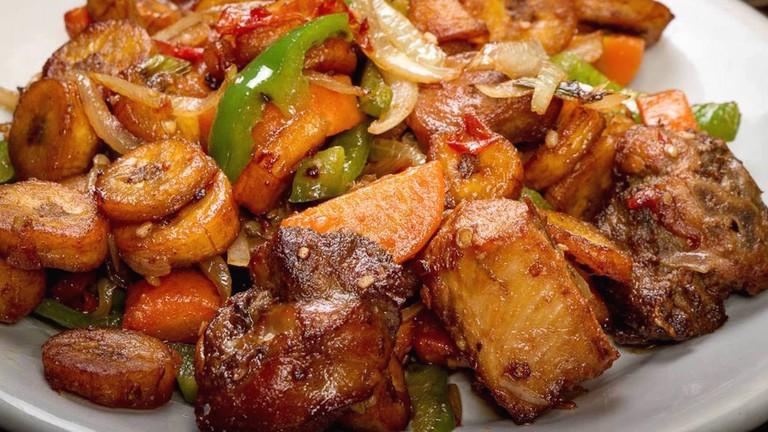 DG meal at Biyou Z Restaurant