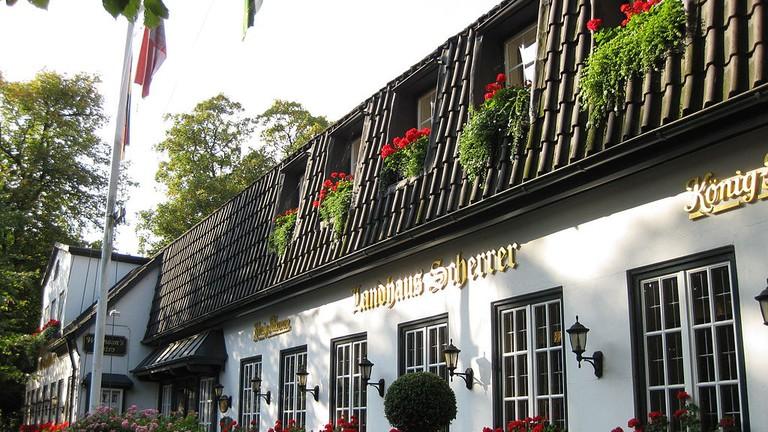 Landhaus Scherrer
