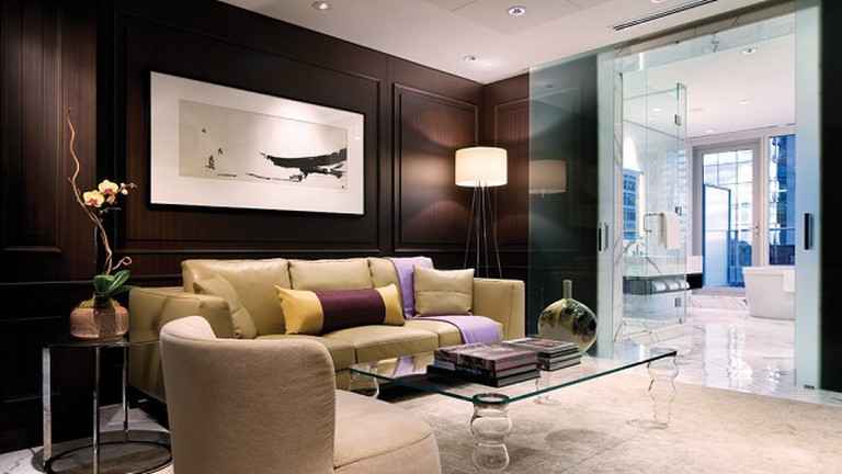 Signature Suite at the Shangri-La
