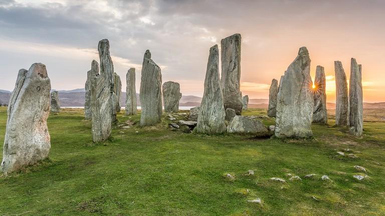 Callanish Stones   © Chris Combe / Flickr
