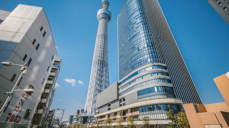 Tokyo Skytree | © hans-johnson/Flickr