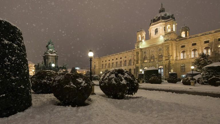 Naturhistorisches Museum Wien (Natural History Vienna)