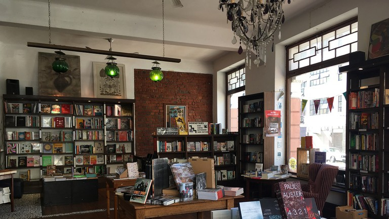 The Book Lounge