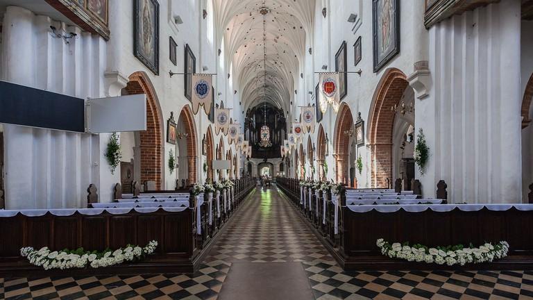 Oliwa Cathedral, Gdansk, Poland