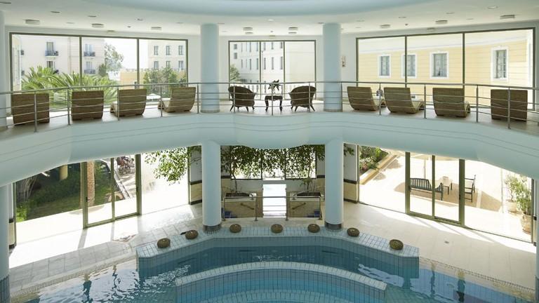 Thermae Sylla Spa & Wellness Hotel, Edipsos