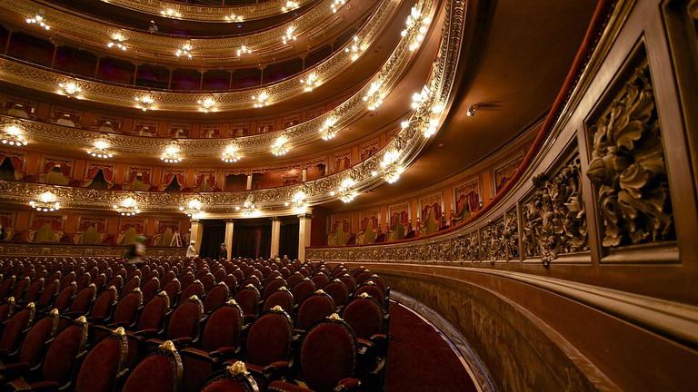 Auditorium Teatro Colón, Buenos Aires