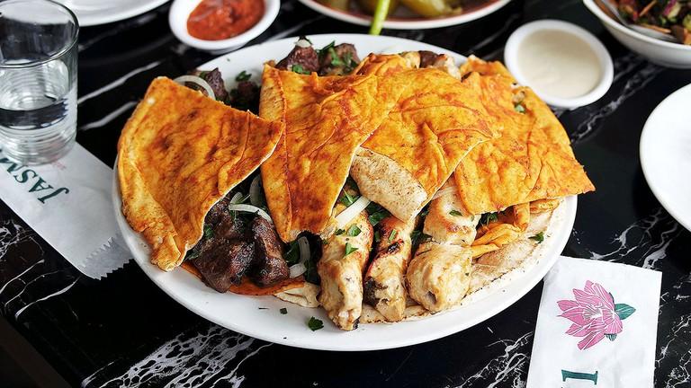 Tarshish Mediterranean Grill, London