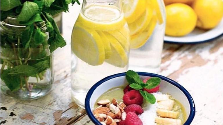 A yummy fruit bowl