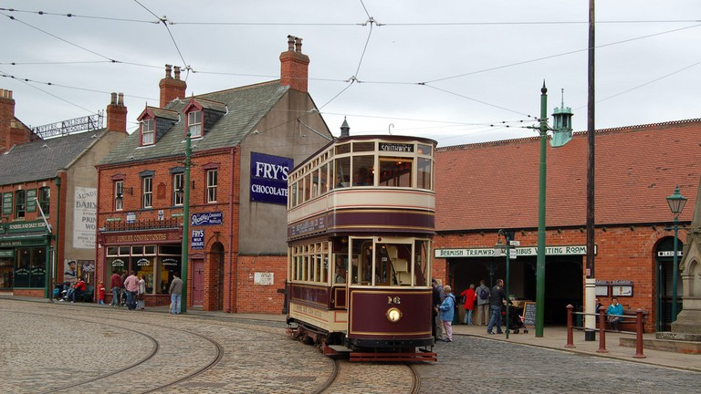 Beamish Museum buildings