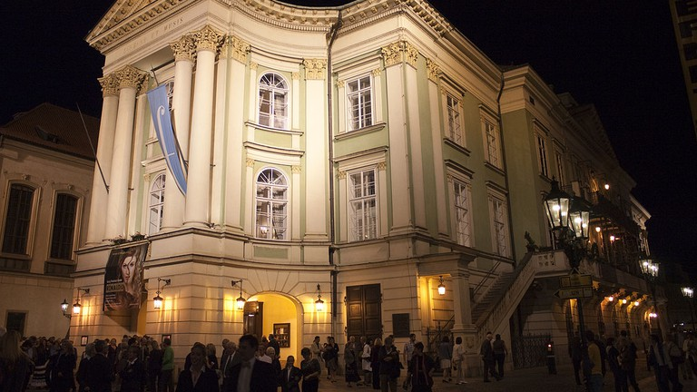 Prague's Estate Theater