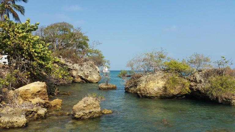 Isla Fuerte Eco Lodge