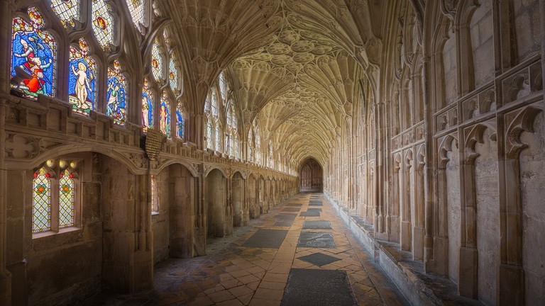 Gloucester Cathdral, England