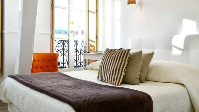 Guestroom at La Maison du Lierre