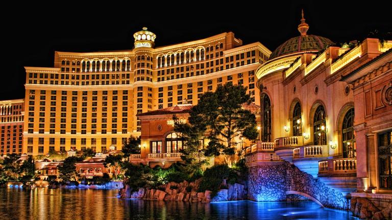 Bellagio Casino and Hotel in Las Vegas | © Photographersnature/ WikiCommons
