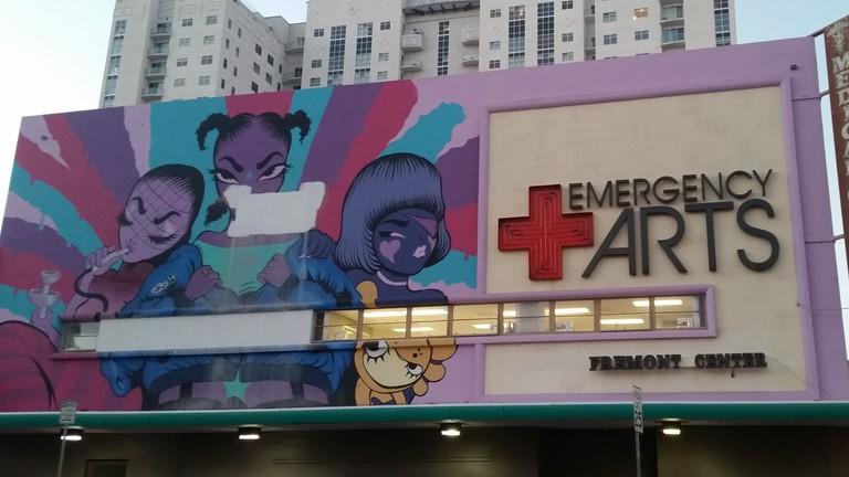Emergency Arts LV