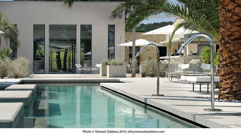 The Hotel Sezz in St Tropez