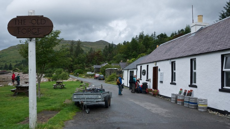 The Old Forge, Inverie