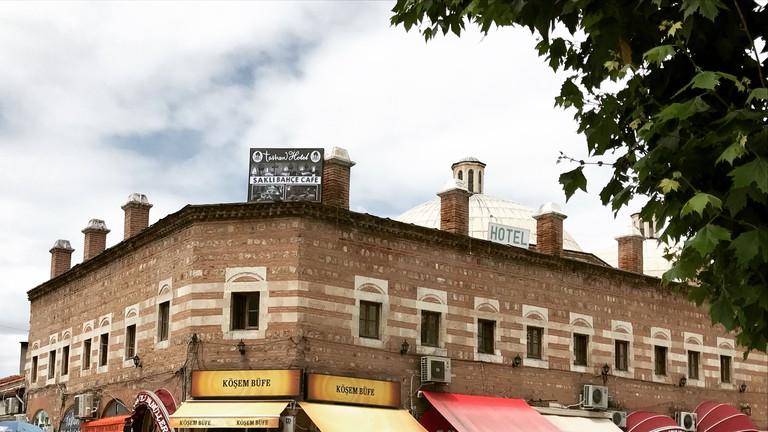 Taşhan Hotel, Edirne