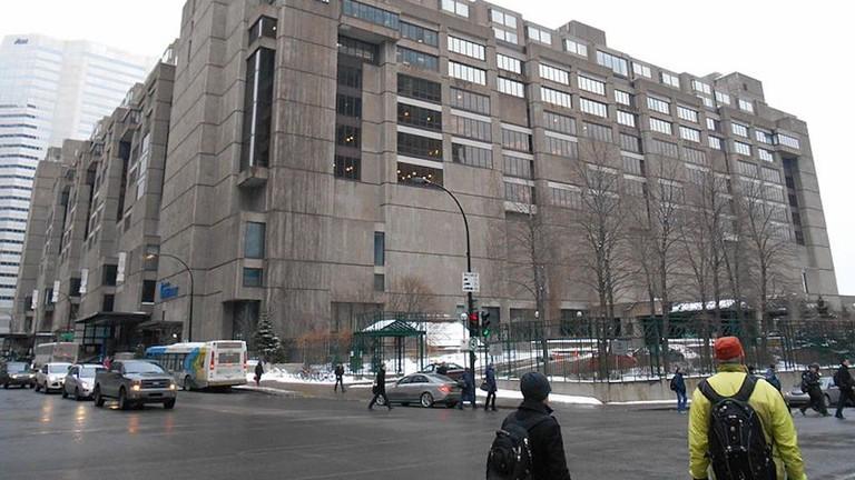 Place Bonaventure, Montreal