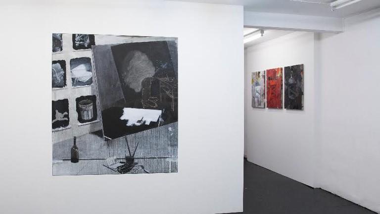 Installation view of Studio 1.1 Gallery