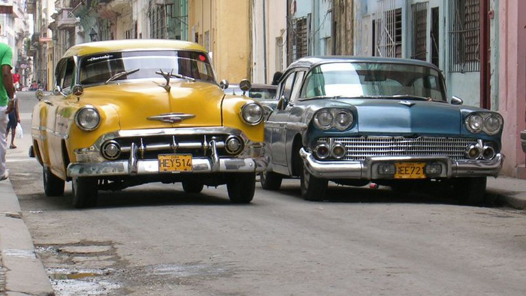 Paladares have popped up throughout Old Town Havana