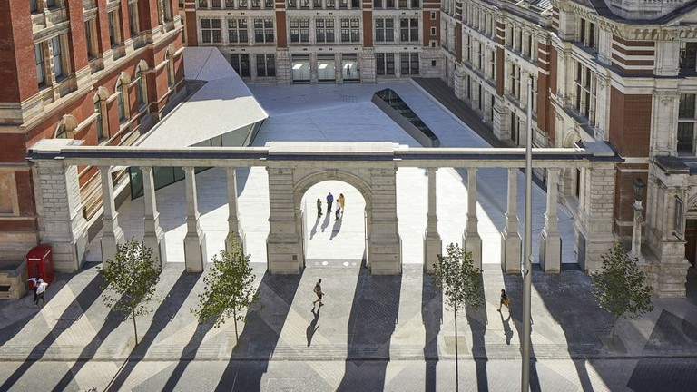 The V&A's new Exhibition Road Quarter