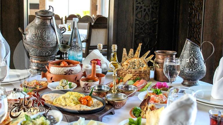 Naranj Restaurant Amman, Amman