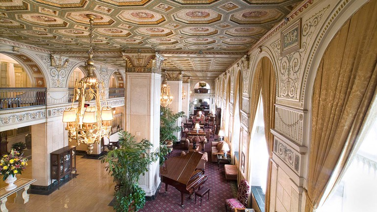 The Brown Hotel, Louisville