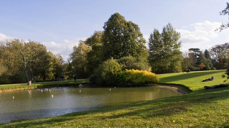 University Parks, Oxford