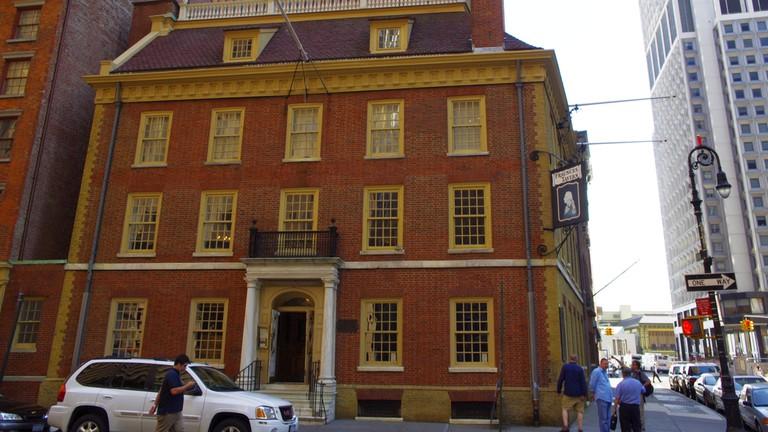 Fraunces Tavern Museum, New York