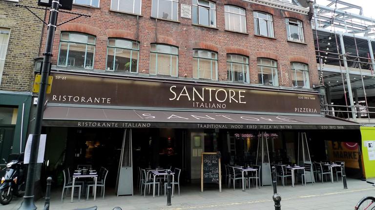 Santore, Clerkenwell