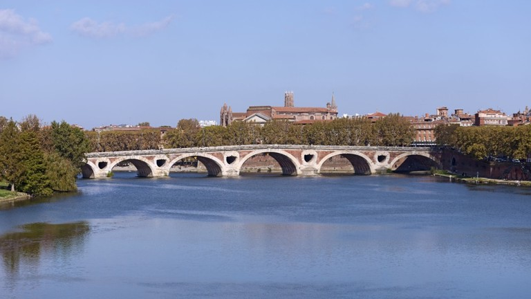 Breathtaking view over the Garonne river| Didider Descouens| WikiCommons
