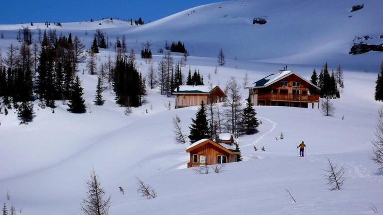 Remote Talus Lodge