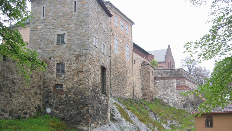 The Akershus fortress