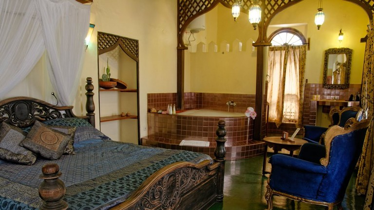 Suite at Zanzibar Palace Hotel