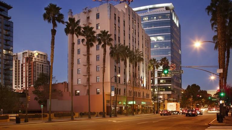 Hotel De Anza, San Jose