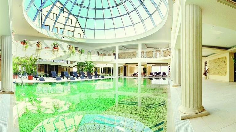 SunGarden Golf & Spa Resort, Județul Cluj