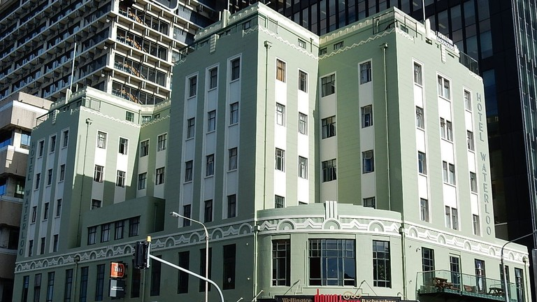 Hotel Waterloo & Backpackers, Wellington