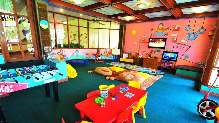 Indoor Kids Club