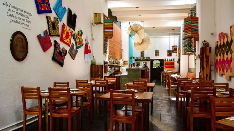 Zandunga Cafe