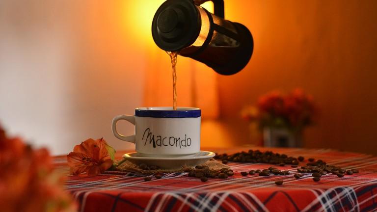 FRENCH PRESS - CAFÉ MACONDO