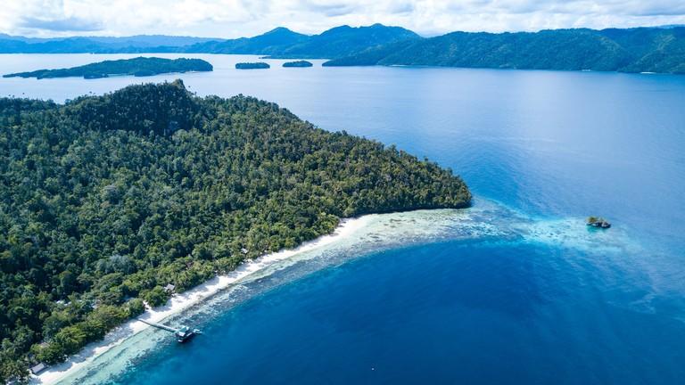 Raja Ampat Biodiversity Eco Resort, West Papua