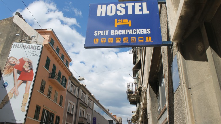 Split Backpackers